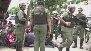 Militares usarán armas en protestas en Venezuela Video: