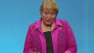 Bachelet envía ley del aborto al Congreso de Chile Video:
