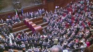 Sergio Mattarella, abogado siciliano, es el nuevo presidente de Italia Video:
