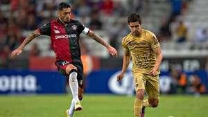 Jornada 4, Atlas 1-1 Pumas, Liga Mx, Clausura 2015 Video: