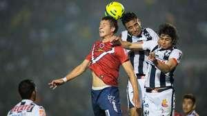 Jornada 4, Rayados 1-1 Veracruz, Liga Mx, Clausura 2015 Video: