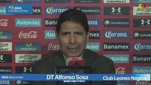 Jornada 4, Alfonso Sosa, Toluca 3-1 Leones Negros, Clausura 2015  Video: