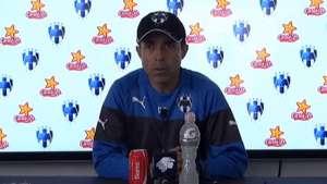 Carlos Barra enfoca a Rayados para tener buen funcionamiento ante Cruz Azul Video: