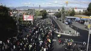 Guatemala busca récord con peregrinación Video: