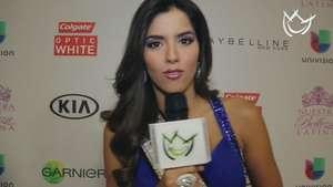 Miss Universo pide consejo para una relación a distancia Video: