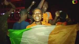 Costa de Marfil gana la Copa Africana Video: