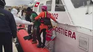 Muertes en naufragio de migrantes eran evitables Video: