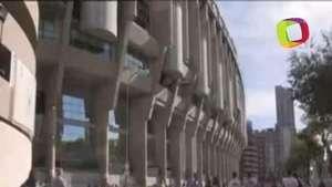 Anulan la remodelación del Santiago Bernabéu Video: