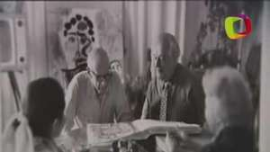La fascinación de Picasso por la TV Video:
