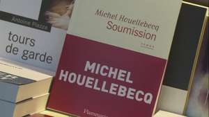 Francia islámica de Houellebecq arrasa librerías europeas Video: