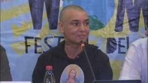 Sinéad O'Connor no fue invitada a Chile desde hace 25 años Video:
