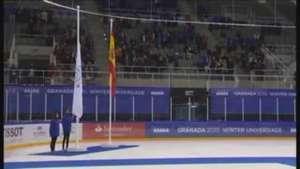 Almaty recibe la bandera de los Juegos Universitarios Video: