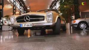 Mercedes 280 SL Pagoda, con estilo Video:
