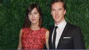 Benedict Cumberbatch fue atrapado el día de San Valentín Video:
