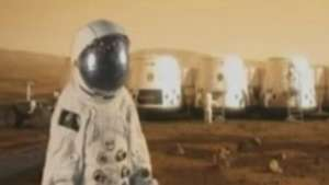 Dos españoles podrían viajar a Marte sin regreso Video:
