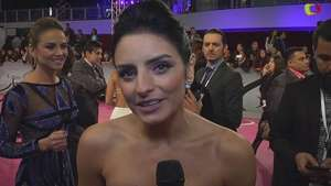 "Aislinn Derbez asegura que ""A la Mala"" realmente no ha sido 'tan mala' Video:"