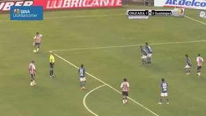 Jornada 7, Cruz Azul 1-2 Guadalajara, Liga Mx, Clausura 2015  Video: