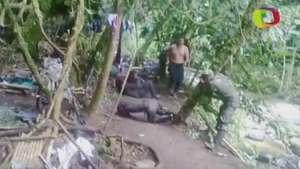 Niños entrenados por las FARC Video: