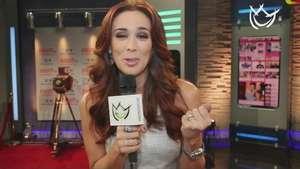 Jacqueline Bracamontes aconseja a mamás primerizas Video: