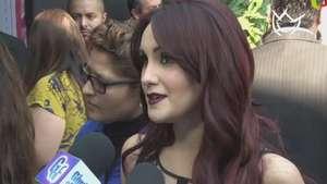 Dulce María sí quiere volver a las telenovelas Video: