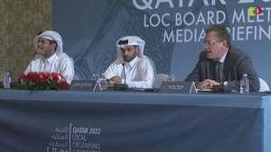 Catar 2022: FIFA reconoce malas condiciones de trabajadores Video: