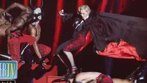 Madonna's Tumble Explained! Video: