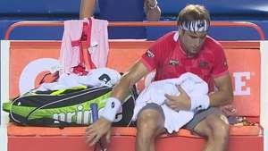 Ferrer vuelve a sufrir pero ya está en semifinales del ATM Video:
