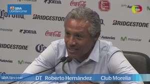 Jornada 8, Roberto Hernández, Morelia 3-2 Chiapas, Liga Mx, Clausura 2015  Video: