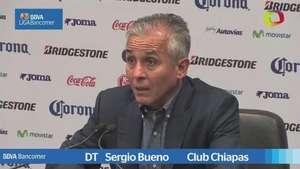 Jornada 8, Sergio Bueno, Morelia 3-2 Chiapas, Liga Mx, Clausura 2015  Video: