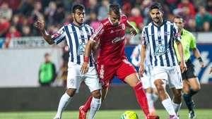 Jornada 8, Tijuana 3-2 Pachuca, Liga Mx, Clausura 2015 Video: