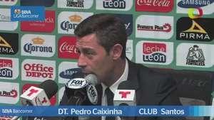 Jornada 8, León 2-1 Santos, Pedro Caixinha, Liga Mx, Clausura 2015 Video: