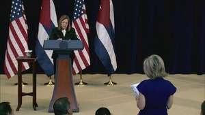 EEUU y Cuba hicieron