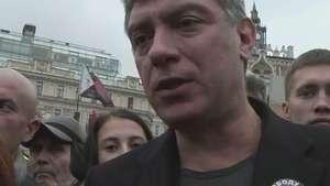 Asesinan a opositor ruso en Moscú Video: