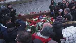 Asesinato de Nemtsov agita política rusa Video: