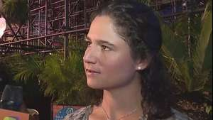 Lorena Ochoa apoya a Santi y a Ferrer en Abierto Mexicano Video: