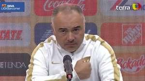 Memo Vázquez reconoce superioridad de Tigres Video:
