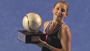 Bacsinszky, la nueva reina del Abierto Mexicano de Tenis Video: