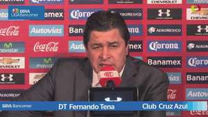 Jornada 8, Conferencia Fernando Tena, Toluca 1-0 Cruz Azul, Clausura 2015  Video: