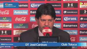 Jornada 8, Conferencia José Cardozo, Toluca 1-0 Cruz Azul, Clausura 2015  Video: