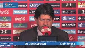Jornada 8, Conferencia José Cardozo, Toluca 1-0 Cruz Azul, Clausura 2015  Video: