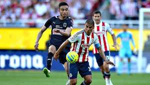 Jornada 8, Chivas 3-0 Rayados, Liga Mx, Clausura 2015 Video: