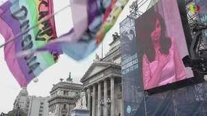 Presidenta argentina habla en Congreso Video: