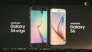 Samsung lanza el Galaxy S6 Video: