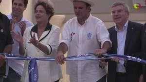 Río de Janeiro inaugura el túnel 450 Video: