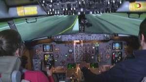 El miedo a volar se quita simulando volar Video: