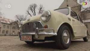 Austin Mini el n.º 1.000.000 de 1965, con estilo Video: