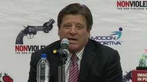 Miguel Herrera no buscará jóvenes para el Tri Mayor Video: