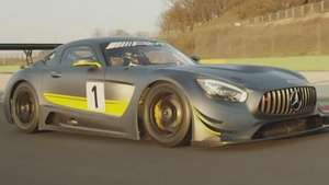 Video: Ginebra 2015: Mercedes-Benz AMG GT3 Video: