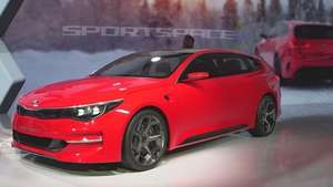 Video: Ginebra 2015: Kia Sportspace Concept Video: