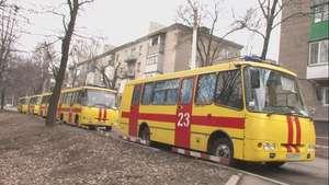 32 desaparecidos por explosión en mina de Donetsk en Ucrania Video: